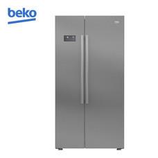 Beko ตู้เย็น SIDE BY SIDE (INVERTER) 2 ประตู ขนาด 22.6Q รุ่น GN-163130ZX
