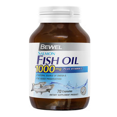 BEWEL Salmon Fish Oil 1000 mg (70 แคปซูล)