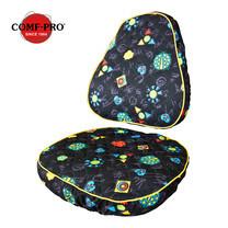 Comf-Pro ผ้าคลุมเก้าอี้ - Black (Ladybug)