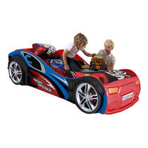 Comf-Pro เตียงนอนรถแข่ง รุ่น Hero Racing Car Bed (มีรีโมทเปิดเสียงและไฟได้)