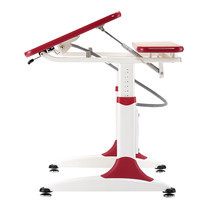 Comf-Pro โต๊ะเพื่อสุขภาพ KIDS MASTER รุ่น K2 - Red