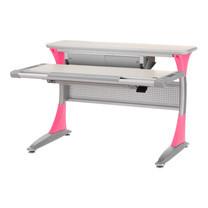Comf-Pro โต๊ะเพื่อสุขภาพ รุ่น Harvard - สีชมพู