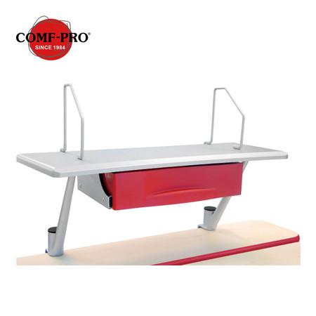 Comf-Pro ชั้นวางหนังสืออเนกประสงค์ Mini Bookshelf - Red