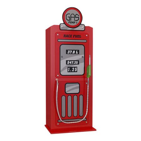 Comf-Pro ตู้ใส่ของ Gas Tank Cabinet - Red