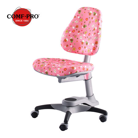 Comf-Pro เก้าอี้เพื่อสุขภาพ รุ่น Y618 - Pink-Flower
