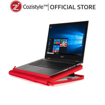 กระเป๋า Cozi Hybrid Sleeve ARIA Collection - (Flame Red)