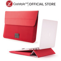 "กระเป๋า Cozi Stand Sleeve - Aria Collection 15"" (Flame Red)"