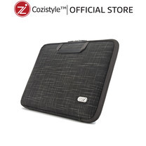 "กระเป๋า Cozi Smart Sleeve - Linen Collection 15"" (Carbon Black)"