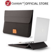 กระเป๋า Cozi Stand Sleeve - Aria Collection 13 (Stone Gray)