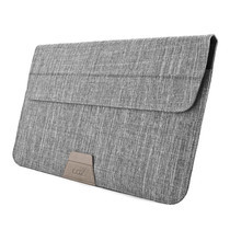 "กระเป๋า Cozi Stand Sleeve 15"" (Urban Gray)"