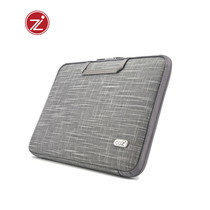 กระเป๋า Cozi Smart Sleeve - Linen Collection 13 (Urban Gray)