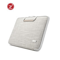 "กระเป๋า Cozi Smart Sleeve - Linen Collection 13"" (Ivory White)"