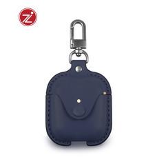 กระเป๋า Cozi Leather Case For Apple AirPods (Dark Blue)