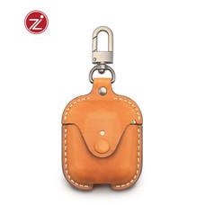 กระเป๋า Cozi Leather Case For Apple AirPods (Tan)