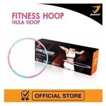 Jason ฮูล่าฮูป Hula Hoop แบบลูกคลื่น น้ำหนัก 1.2 kg หุ่นสวย เอวสวย รุ่น JS0533 Fitness Hoop