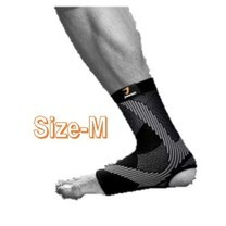 Jason เจสัน ผ้าซัพพอร์ต ข้อเท้า รุ่น Ankle Support Black Size M