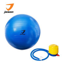 JASON GYM BALL FITNESS EXERCISE 65 cm - BLUE