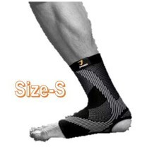 Jason เจสัน ผ้าซัพพอร์ต ข้อเท้า รุ่น Ankle Support Black Size S