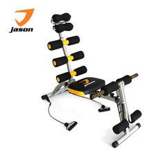 JASON Smart Body จักรยานปั่นออกกำลังกาย - สีดำ/ส้ม