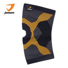 JASON Jason เจสัน ผ้าซัพพอร์ต หัวเข่า แบบเปิด รุ่น OPEN KNEE SUPPORT (M)