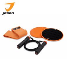 JASON อุปกรณ์ออกกำลังกาย เจสัน รุ่น X-BURNER JS0575 Set 3 ชิ้น ใหม่ล่าสุด!!