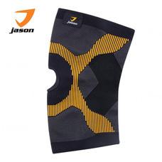 JASON Jason เจสัน ผ้าซัพพอร์ต หัวเข่า แบบเปิด รุ่น OPEN KNEE SUPPORT (L)