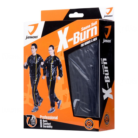 JASON X-BURN SAUNA SUIT.