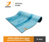 Jason เสื่อโยคะ เจสัน รุ่น Natural Rubber (Ocean Floor Edition) หนา 5 mm.JS0566 ซัพพอร์ทได้ทุกท่าเล่น