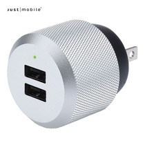 Just Mobile AluPlug USB Port