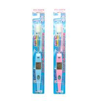 [แพ็ค 2 ชิ้น] - Sparkle แปรงสีฟัน Ionic ขจัดคราบหินปูน รุ่นไอโอนิค (ขายดีอันดับ 1 ในญี่ปุ่น) SK0295 SK0294 สีฟ้า สีชมพู