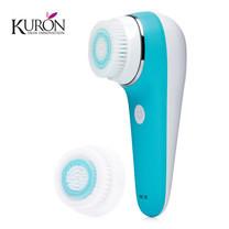 Kuron แปรงทำความสะอาดผิวหน้า รุ่น Sonic Pro Brush KU0083 + Kuron หัวแปรงทำความสะอาดผิวหน้า Sonic Pro (Refill) รุ่น KU0086