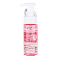 KURON มูสโฟมทำความสะอาดผิวหน้า สูตร Acne Free Foam Mousse (Pink) - 150 มล.