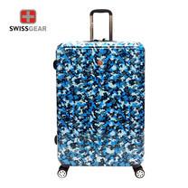 Swiss Gear กระเป๋าเดินทาง รุ่น KW168/28/ - Digital Blue
