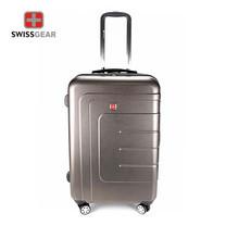 Swiss Gear กระเป๋าเดินทางแบบแข็ง ขนาด 24 นิ้ว รุ่น KW-109/24- Gold (โฉมใหม่ระบบซิป 2 ชั้น)