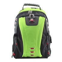 Swiss Gear กระเป๋าเป้สะพาย Backpack Big Size รุ่น KW-128/18/GE - Green