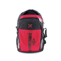 SwissAirs กระเป๋าเป้ รุ่นKS141/18/Red