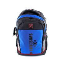 SwissAirs กระเป๋าเป้ รุ่นKS141/18/Blue