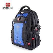 Swiss Gear กระเป๋าเป้สะพาย Backpack Big Size รุ่น KW-129/18/BU - Blue