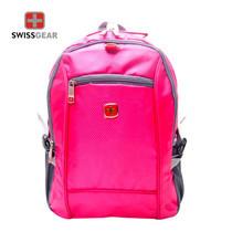 Swiss Gear กระเป๋าเป้ รุ่น KW-060/18 - Pink Banyen (สีบานเย็น)