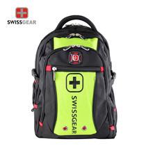 Swiss Gear กระเป๋าเป้สะพาย Backpack Big Size รุ่น KW-129/18/GE - Green