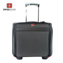 Swiss Gear กระเป๋าเดินทางสำหรับขึ้นเครื่อง รุ่น KW-013/17/BA - Black