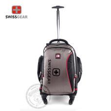 Swiss Gear - Backpack & Trolley รุ่น KW-143/18/GY Big Size (Grey)