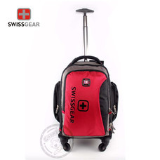 Swiss Gear - Backpack & Trolley รุ่น KW-143/18/RD Big Size (Red)