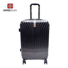 Swiss Gear กระเป๋าเดินทาง ขนาด 24 นิ้ว รุ่น KW-139/24/BA - Black