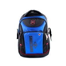 SwissAirs กระเป๋าเป้ รุ่นKS124/18/Blue