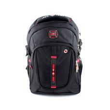 SwissAirs กระเป๋าเป้ รุ่นKS115/18/Black