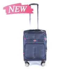 SwissAirs Luggage Trolley กระเป๋าเดินทาง รุ่น KS954/20/Blueของแท้ 100% (Warrantyถูกต้องตามกฎหมาย) New!