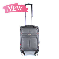 SwissAirs Luggage Trolley กระเป๋าเดินทาง รุ่น KS954/20/Greyของแท้ 100% (Warrantyถูกต้องตามกฎหมาย) New!