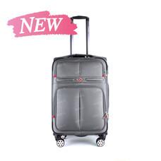 SwissAirs Luggage Trolley กระเป๋าเดินทาง รุ่น KS954/24/Greyของแท้ 100% (Warrantyถูกต้องตามกฎหมาย) New!
