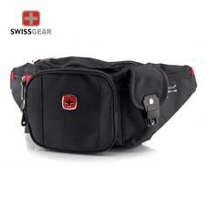 Swiss Gear กระเป๋าคาดเอว รุ่น KW-053-Black